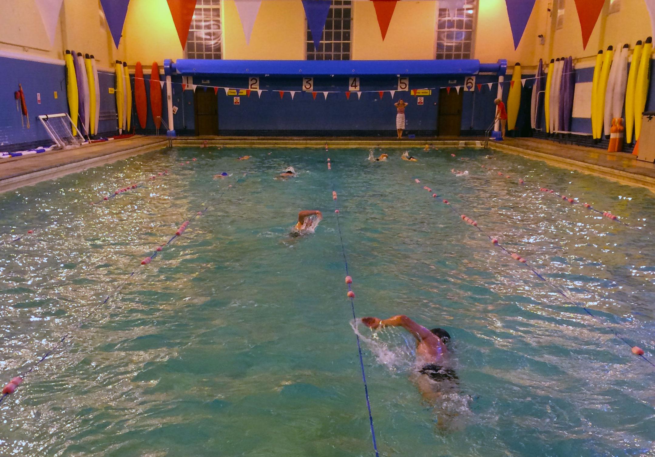 RHS Pool